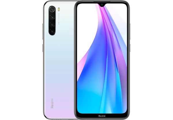 Xiaomi Redmi Note 8T 464GB Moonlight White_2