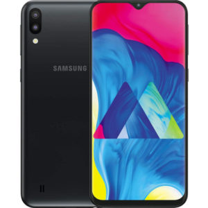 Samsung Galaxy M10 2019 Black