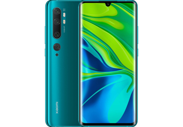Xiaomi Mi Note 10 6128GB Aurora Green_2