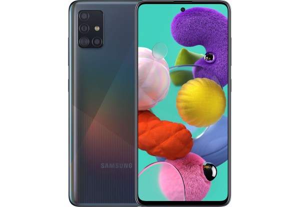 Samsung Galaxy A51 464GB Black costel