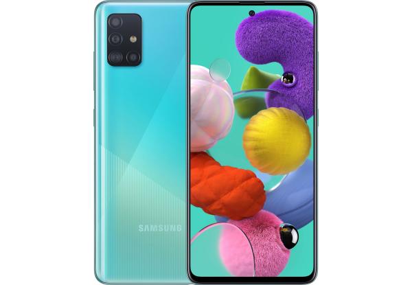 Samsung Galaxy A51 464GB Blue costel.md