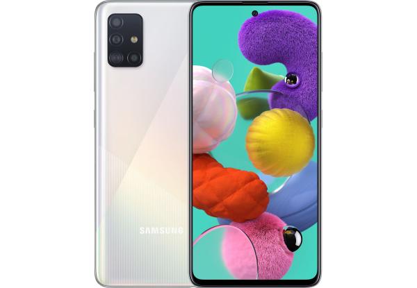 Samsung Galaxy A51 464GB White costel.md