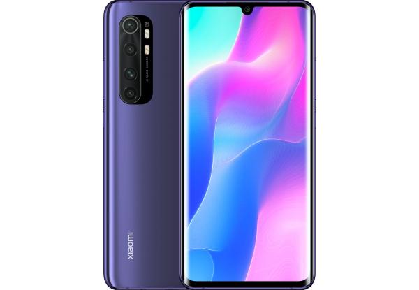 Xiaomi Mi Note 10 Lite 6128GB Nebula Purple