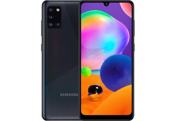 Samsung Galaxy A31 464GB Black (SM-A315FZKUSEK)