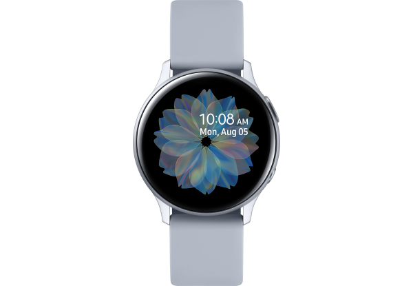 Samsung Galaxy Watch Active 2 40mm Silver Aluminium