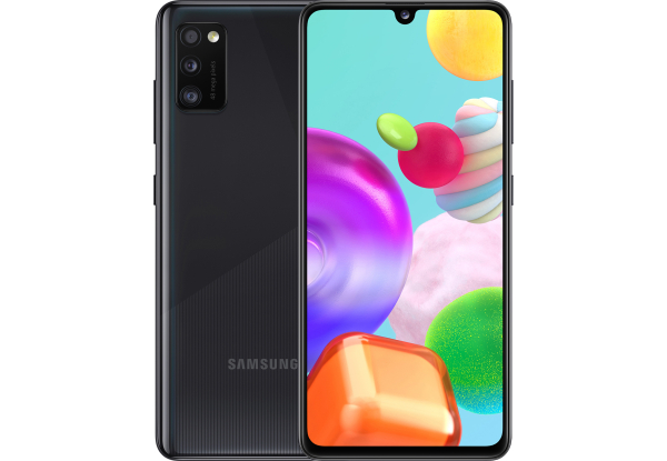 Samsung Galaxy_A41_464GB_Black_(SM-A415FZWDSEK)