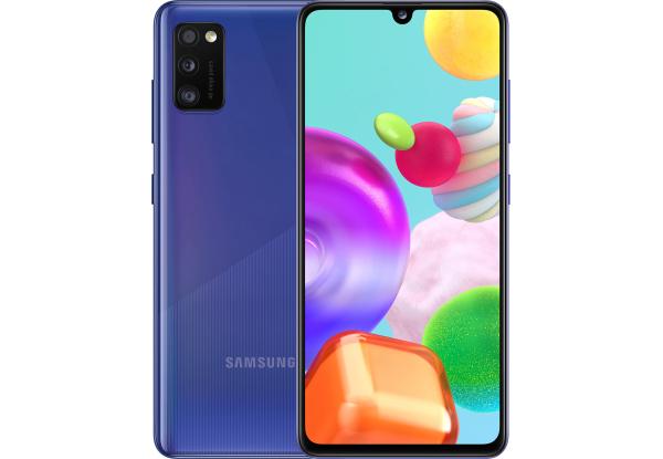 Samsung Galaxy_A41_464GB_Blue_(SM-A415FZWDSEK)