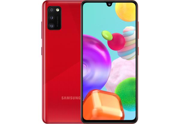 Samsung Galaxy_A41_464GB_Red_(SM-A415FZWDSEK)