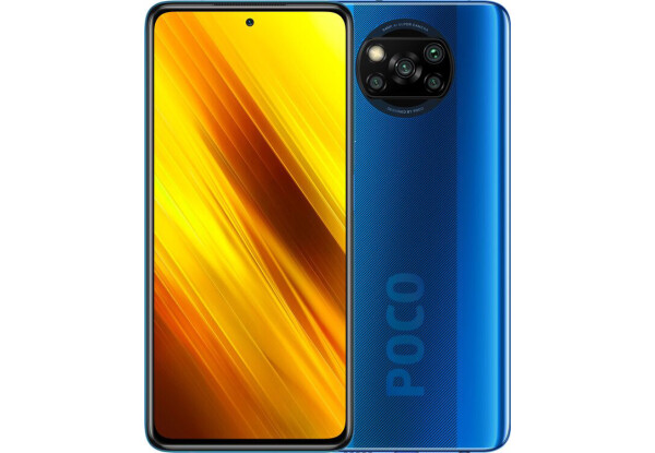 Xiaomi Poco X3 6128GB Cobalt Blue md