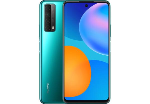 Huawei P Smart 2021 4 128GB Crush Green (зеленый)
