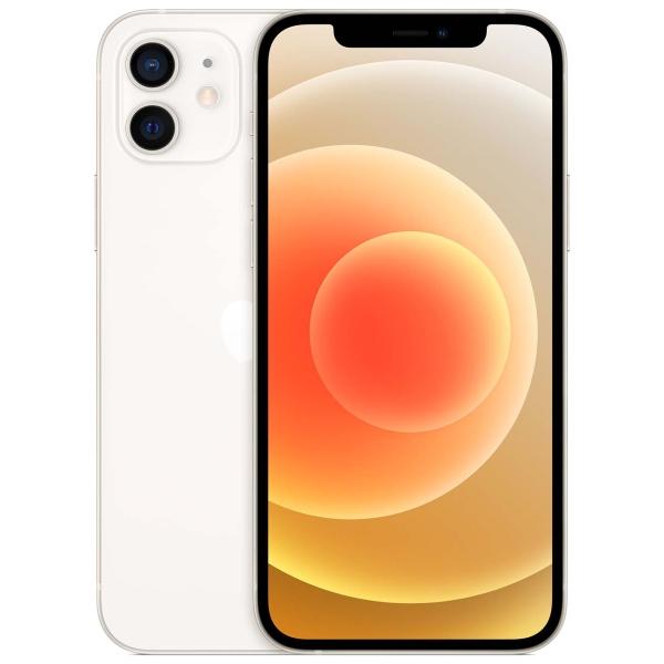 Смартфон Apple iPhone 12 64GB White. Chisinau