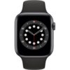 Apple Watch 6 40mm (MG133) Grey Aluminum Case with Sport Band / Black