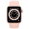 Apple Watch 6 44mm (M00E3) Gold Aluminum Case with Sport Band / Pink Sand
