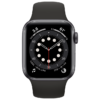 Apple Watch 6 44mm (M00H3) Grey Aluminum Case with Sport Band / Black