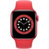 Apple Watch 6 40mm (M00A3) Red Aluminum Case with Sport Band / Red