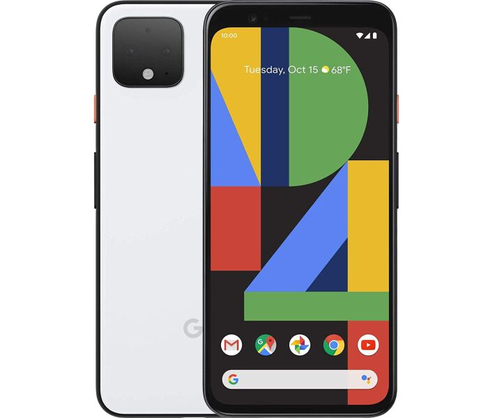 Google Pixel 4 XL Clearly White costel.md
