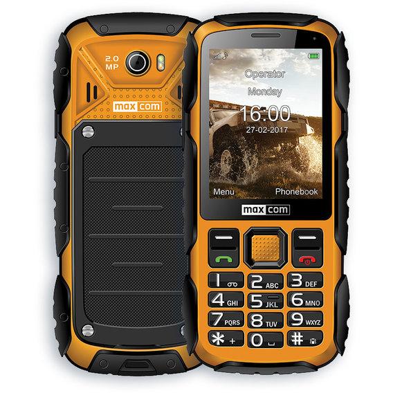 Maxcom MM920 IP 67 Yellow costel.md