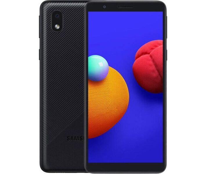 Samsung Galaxy A01 Core black costel.md