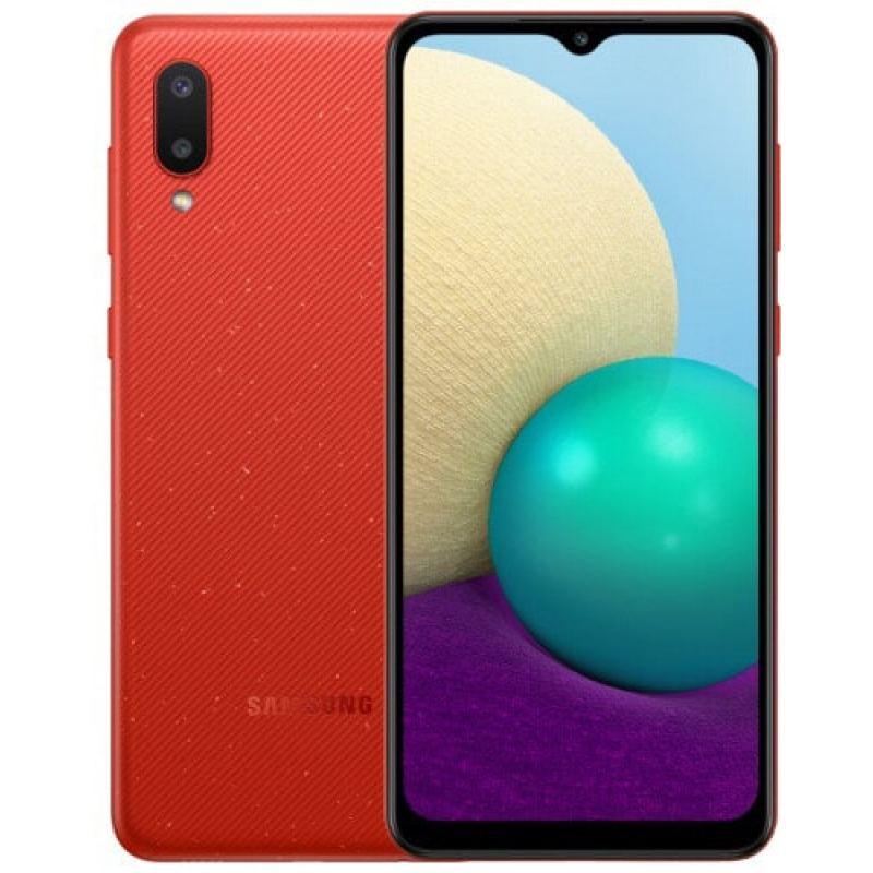 Samsung Galaxy A02 (A022) Red costel.md