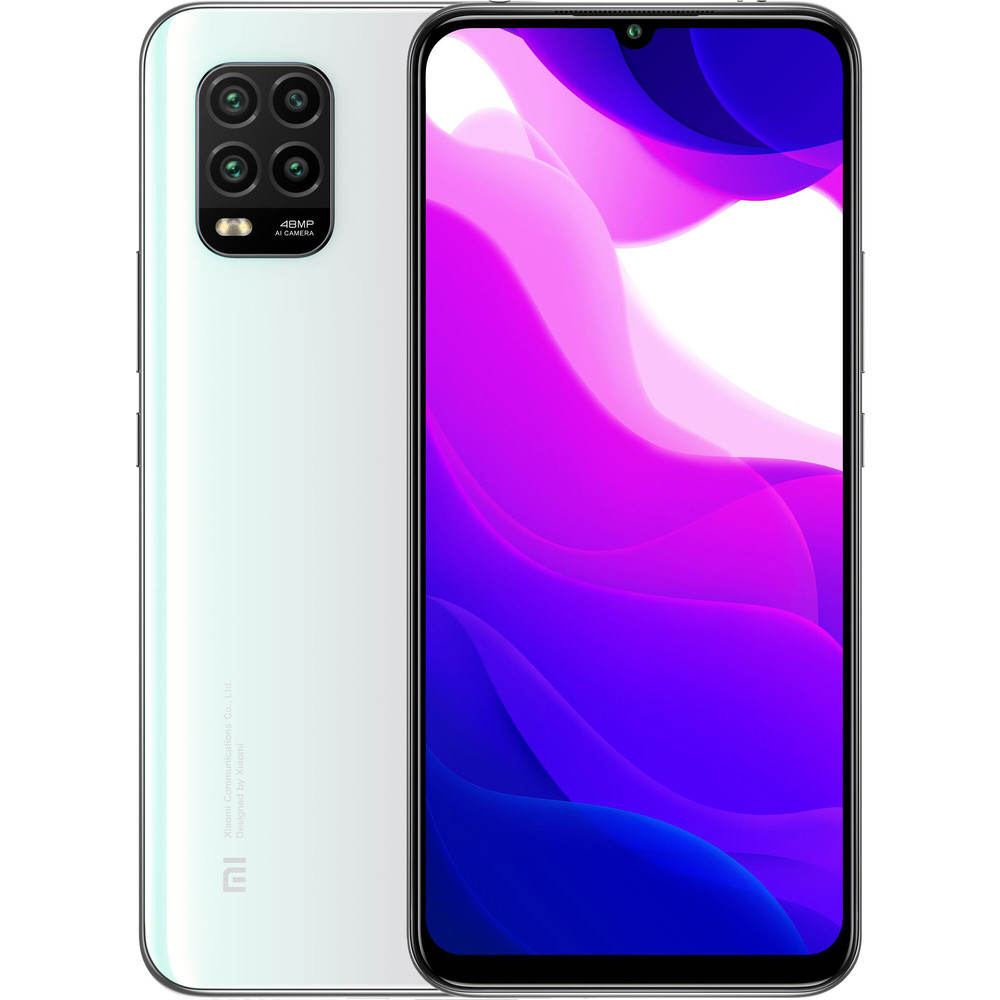 Xiaomi Mi 10 Lite 5G White costel.md