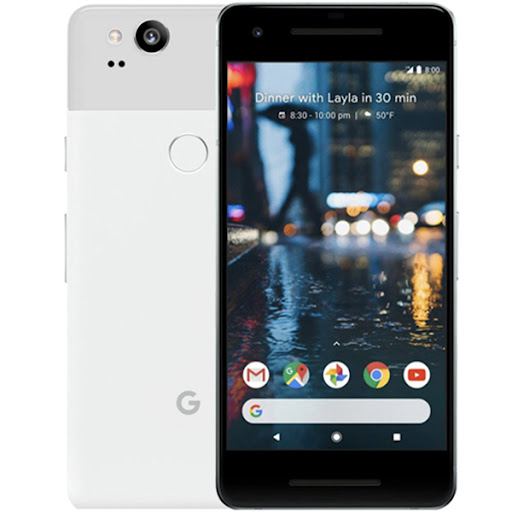 Google Pixel 2 Clearly White costel.md