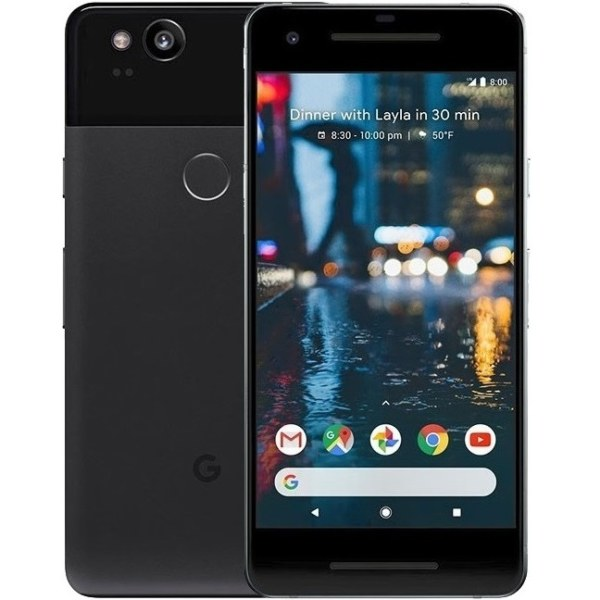 Google Pixel 2 Just Black costel.md