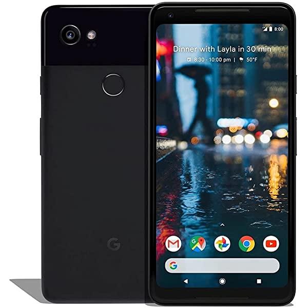 Google Pixel 2 XL Just Black costel.md